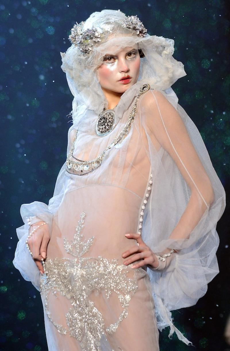 John Galliano: Paris Fashion Week Ready-to-Wear A/W 09