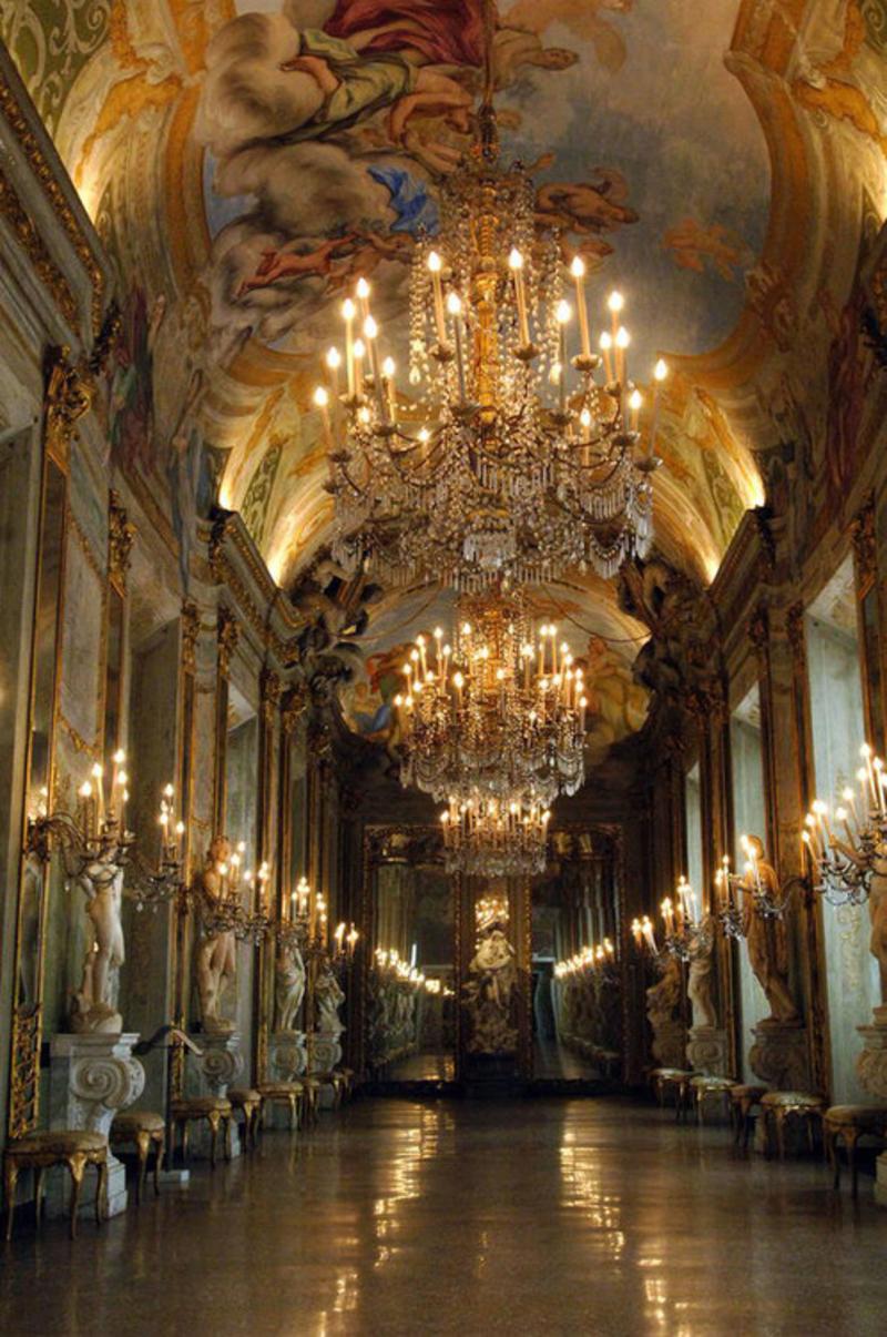 Galerie des glaces du palais royal