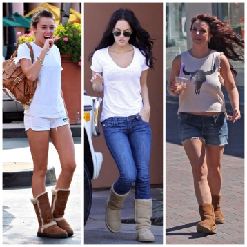 Why Do Celebrities Wear Ugg Boots In L A Madison Kennedy